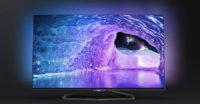 Telewizor podświetlany taśmą LED