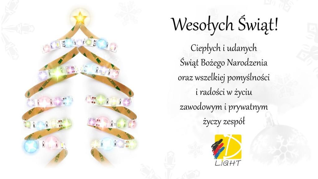 Życzenia Święta Bożego Narodzenia