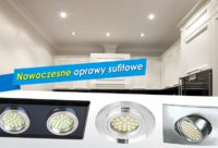 Oprawy sufitowe LED - Design Light