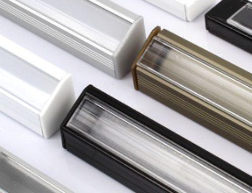 Zalety profili LED