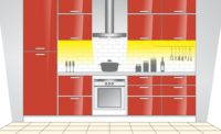 Profile LED do kuchni