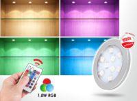 Oprawa Orbit LED RGB