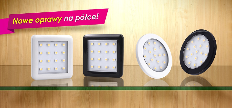 Nowe oprawy LED od Design Light