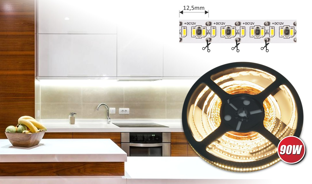 Taśma 1200 LED premium od Design Light