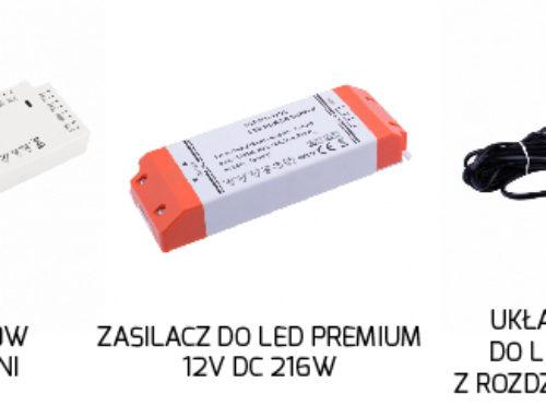 Jak dobrać właściwy zasilacz do taśmy LED?