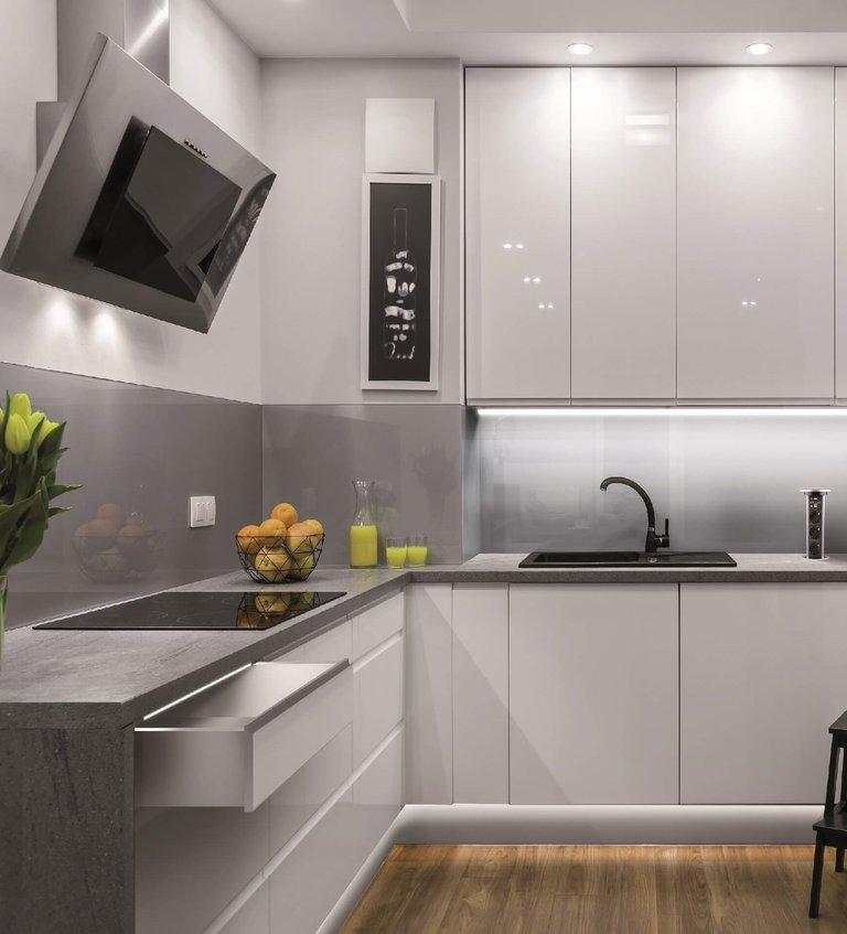 oswietlenie kuchenne porady - blog o oswietleniu led