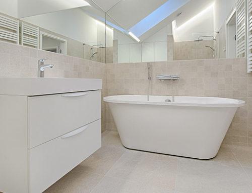 Większa łazienka dzięki oświetleniu – Można? Można!
