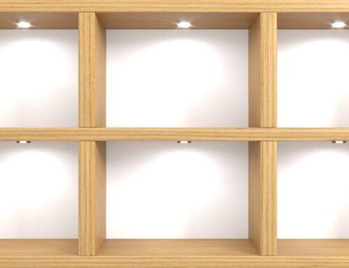 Oświetlenie funkcjonalne do mebli idealne