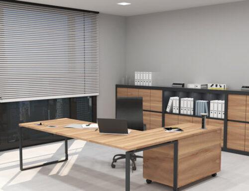 Funkcjonalny home office. Akcesoria przydatne do pracy w domu.