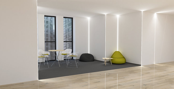 jak ożywić pomieszczenie oświeleniem Led - designlight