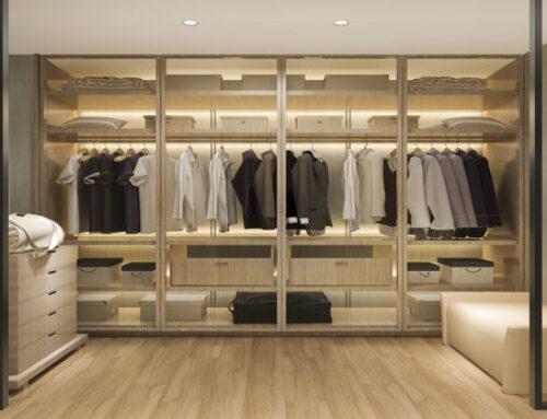Praktyczne oświetlenie do szafy – przegląd akcesoriów