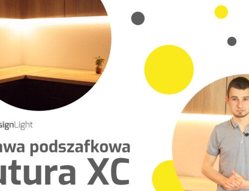 Oprawa podszafkowa Futura XC – montaż i działanie – Design Light