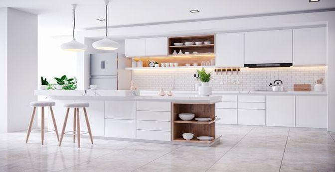 nowe trendy w oswietleniu kuchennym - designlight