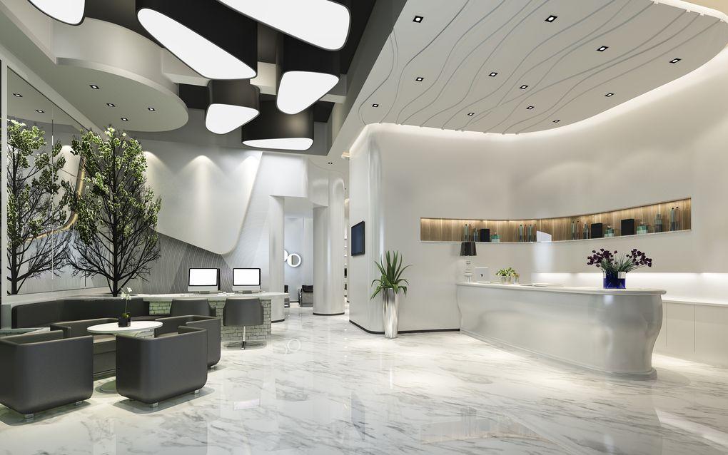 Profile architektoniczne do biura tworzą jego unikatowy charakter.